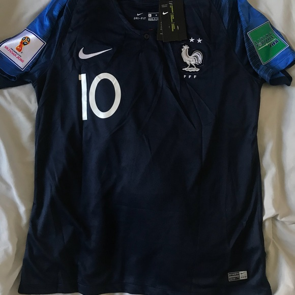 best service b90f5 56c2b MBAPPE | France 2018 World Cup soccer Jersey ! NWT
